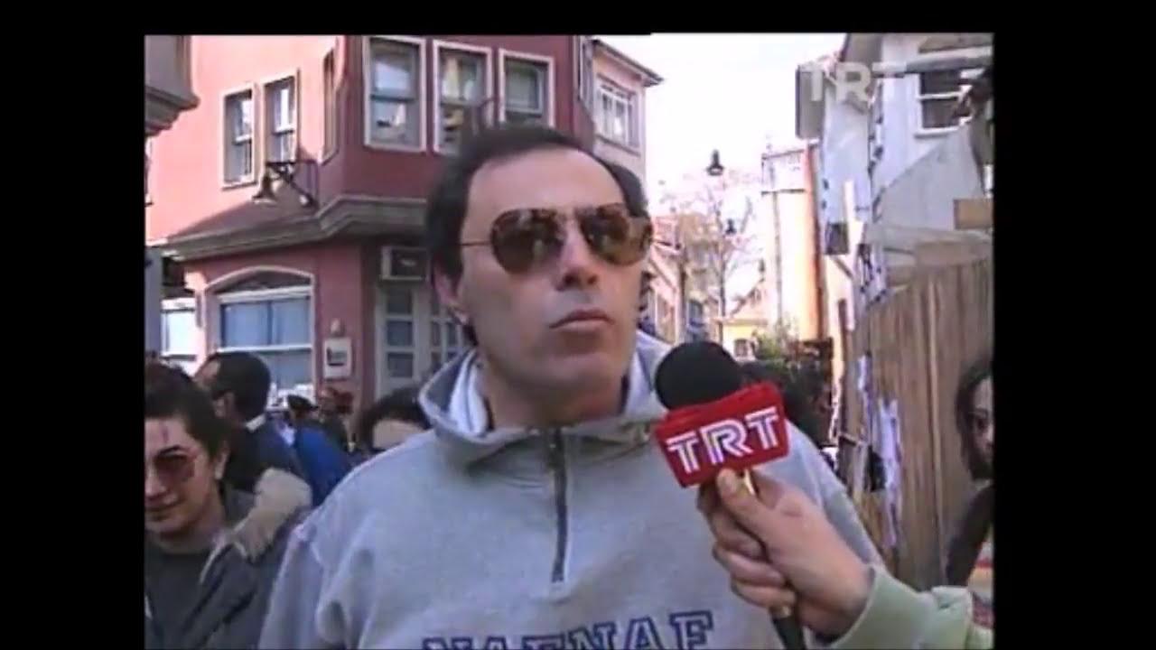 1994 yılında Tayyip Erdoğan hakkında yapılan sokak röportajı