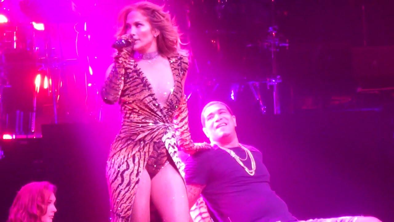 Jennifer Lopez Surprises Fan with  A Sexy Lap Dance