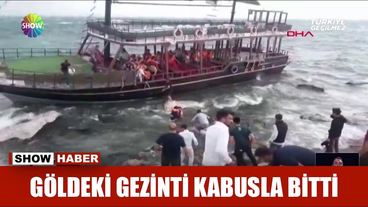 Teknede can pazarı!