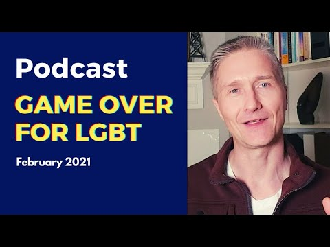Game Over For LGBT 2021