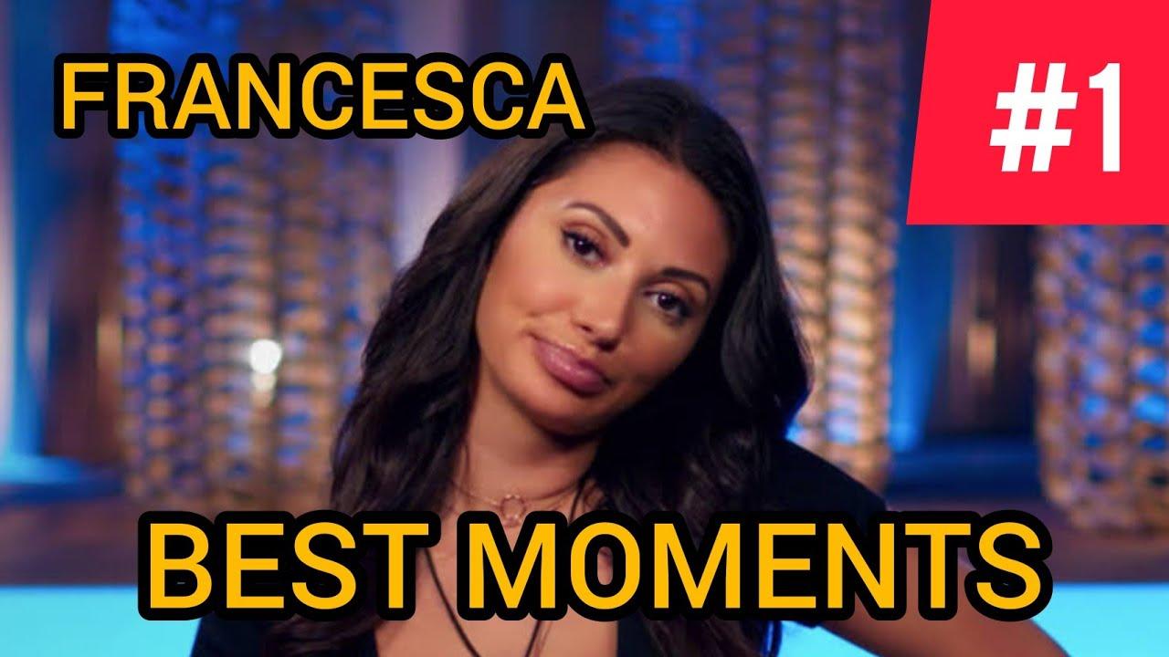 Francesca Farago Best Moments   Too Hot To Handle