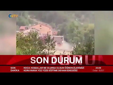 Batı Karadeniz'i sel vurdu: 13 yaşındaki kız çocuğu selde ...
