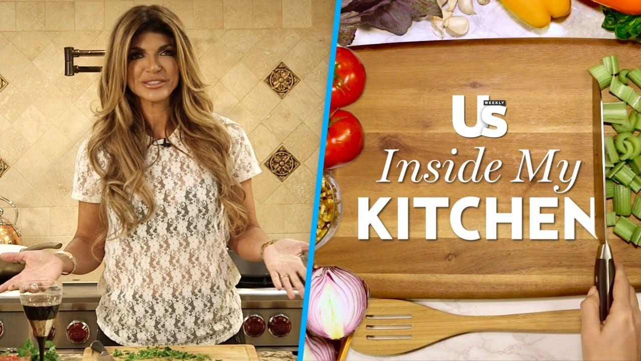 Teresa Giudice 'RHONJ' Inside My Kitchen