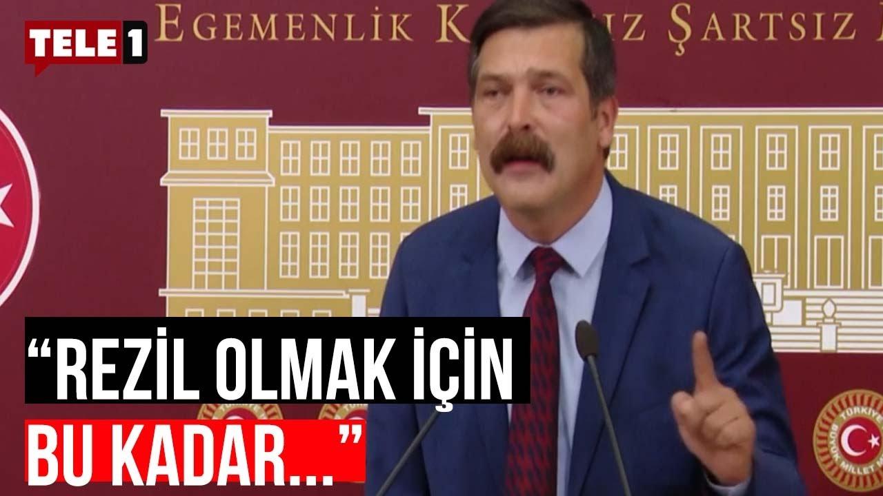erkan baş,Erkan Baş'tan TÜGVA iddiası: