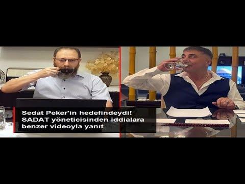 SADAT'tan Sedat Peker'in Suriye İddiasına Aynı Kurgu İle Videolu Yanıt