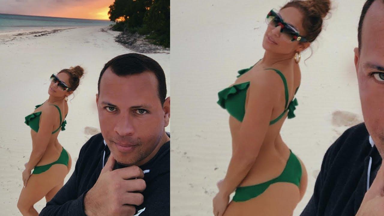 Jennifer Lopez twerking on Drake's 'Mia' ????