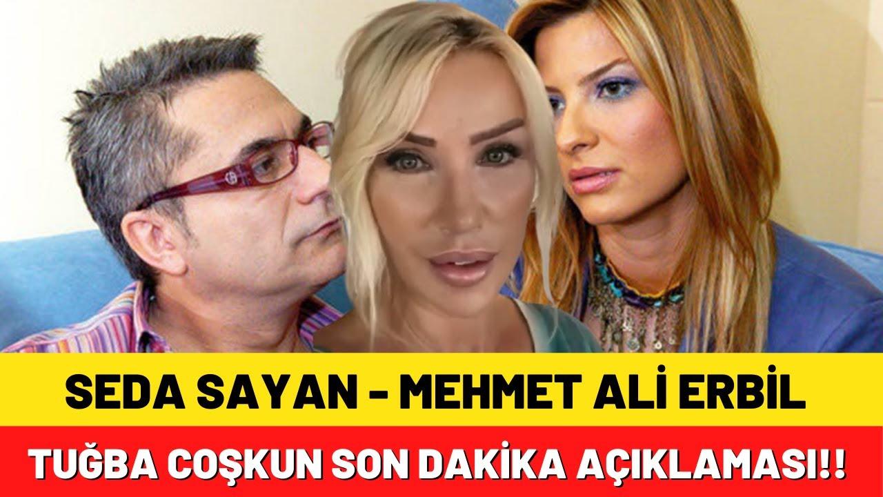 Seda Sayan ve Mehmet Ali Erbil geri adım attı!! Tuğba Coşkun ne dedi?