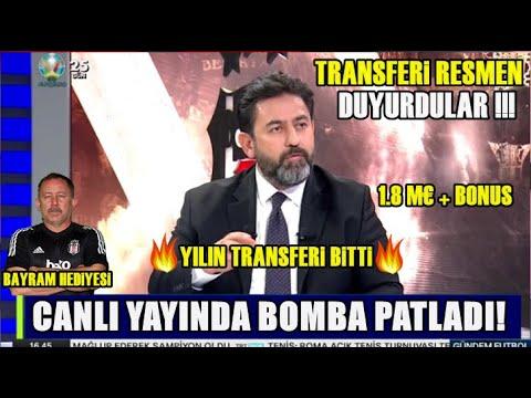 Son Dakika! Beşiktaş Yılın Transferini Bitirdi!