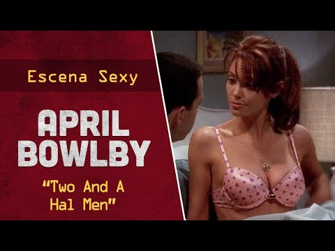 April Bowlby en