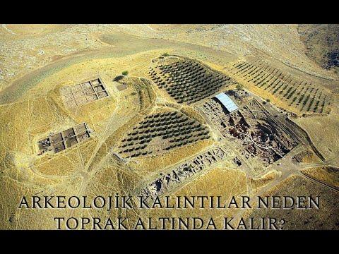 Arkeolojik Kalıntılar Neden Toprak Altında Kalır?