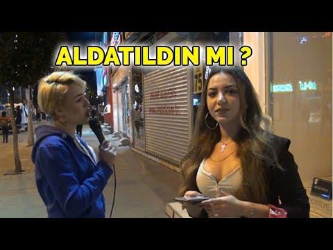 Sokak Röportajı-ALDATIR MISIN? (EFSANE CEVAPLAR)