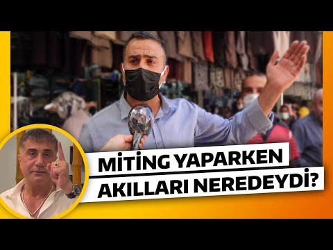 Vatandaşlar Sedat Peker'in İddiaları Hakkında Ne Düşünüyor | SOKAK RÖPORTAJI