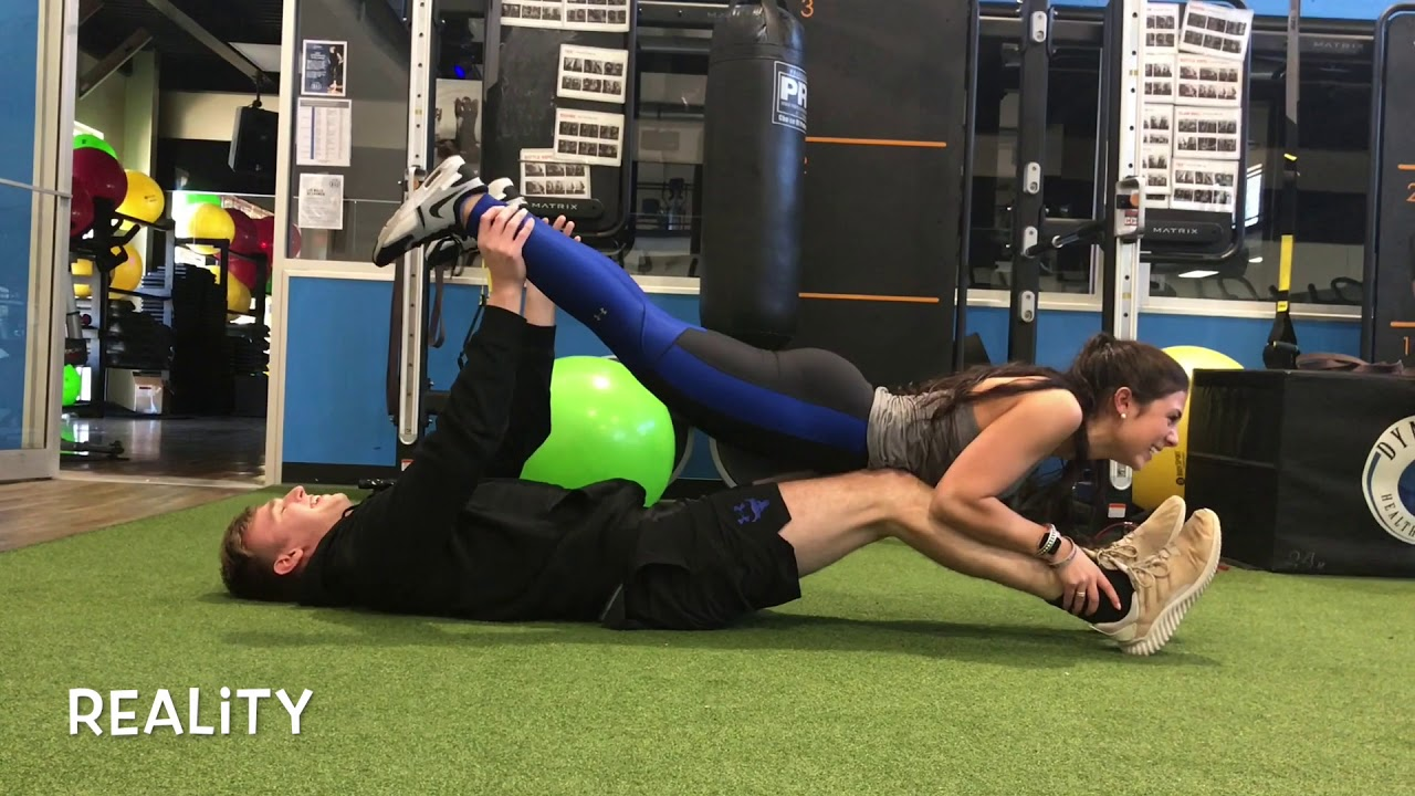 Couples Workout: Expectation vs  Reality