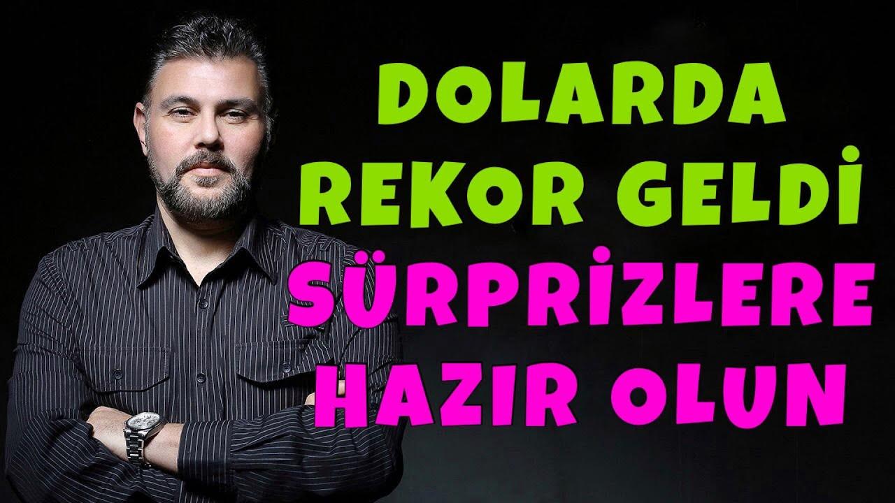 DOLARDA REKOR GELDİ SÜRPRİZLERE HAZIR OLUN! | MURAT MURATOĞLU