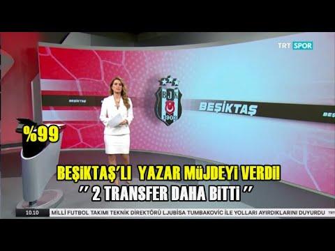 Son Dakika! Beşiktaş'lı Yazar Bombayı Patlattı! '' 2 Transfer Daha ''