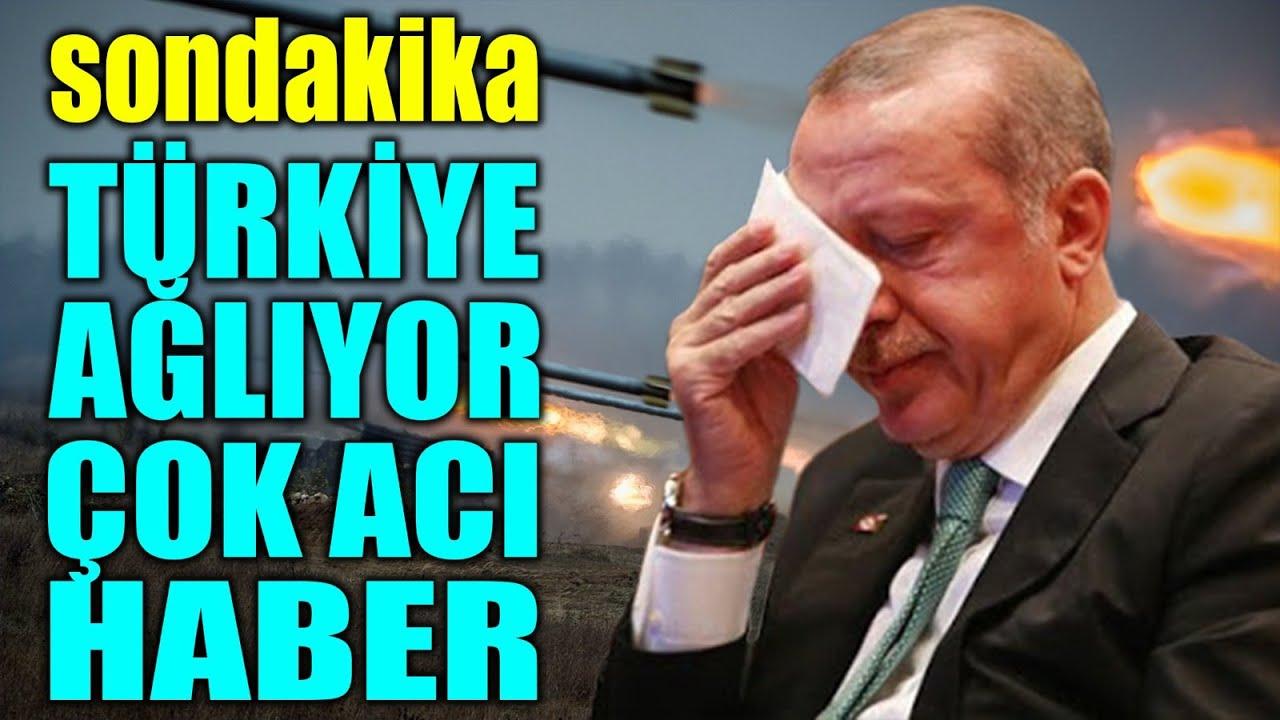 #sondakika Türkiye resmen ağlıyor..!!
