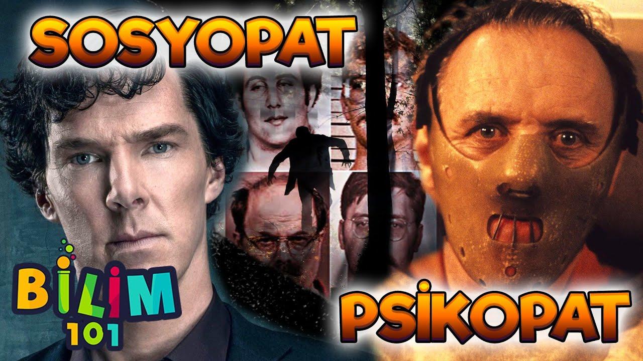 Psikopat ve Sosyopat Nedir? Aralarındaki Farklar Nelerdir?