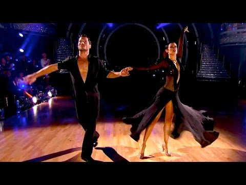 【HD】DWTS 20-10 Finale Rumer Willis & Val Win Mirrorball FOXTROT/PASO DOBLE Dancing With the Stars
