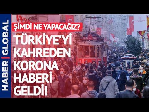 Türkiye'yi Kahreden Korona Haberi Geldi! Şimdi Ne Olacak?
