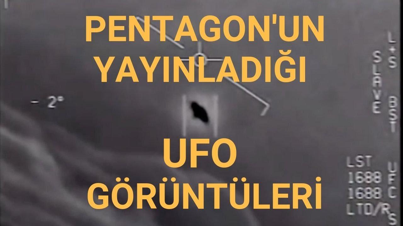 UFOLAR - Sonunda Kanıtlandılar mı? (Bilim ve Teknoloji)