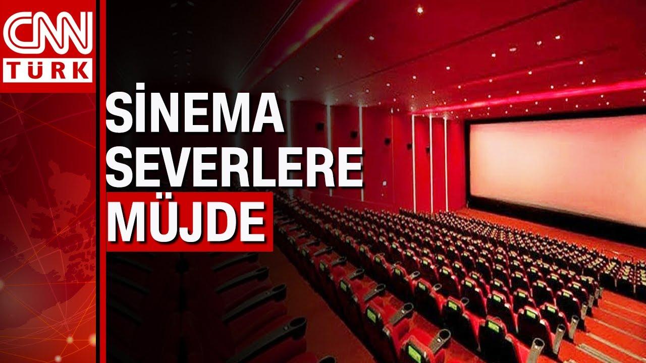 Sinema salonlarının açılış tarihi açıklandı!