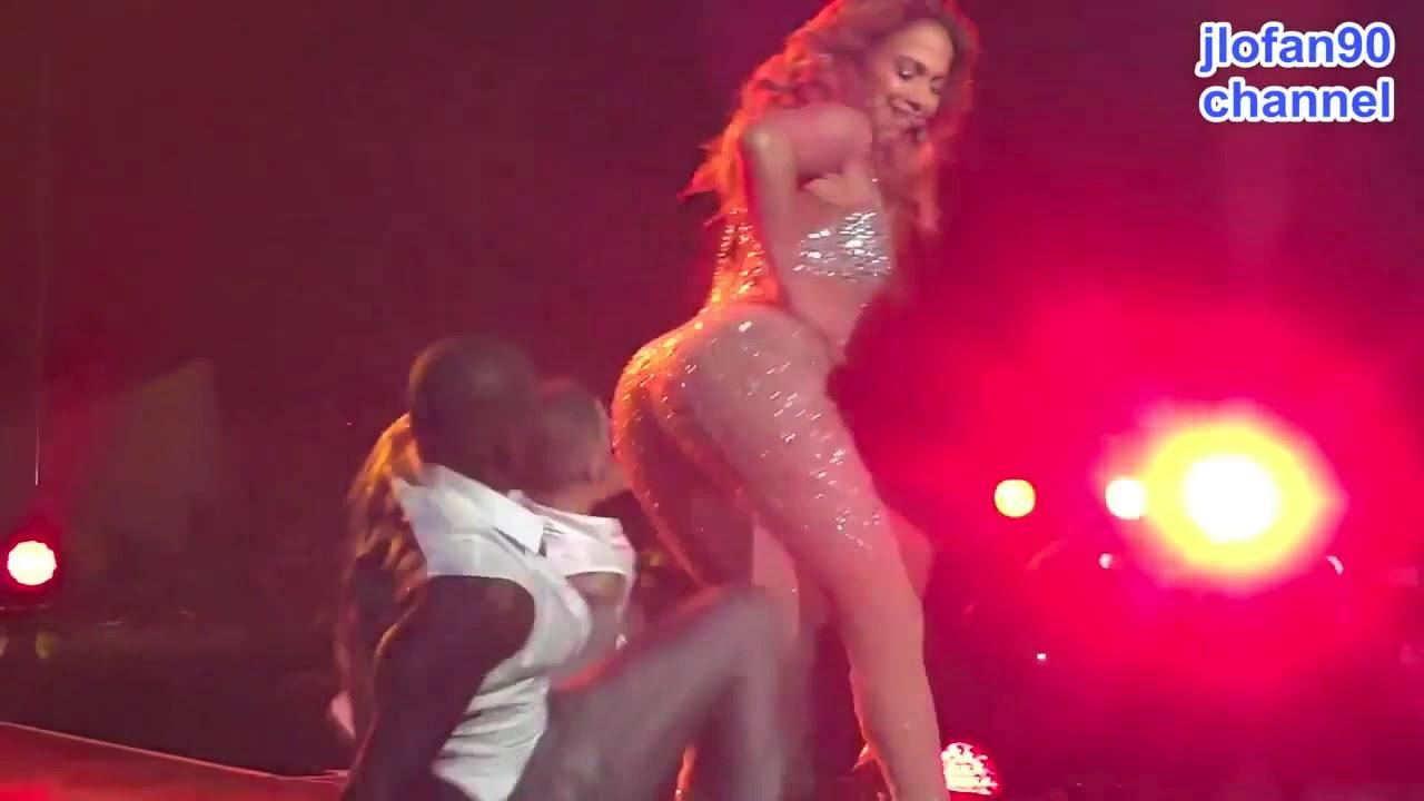 Jennifer Lopez Lap Dance to
