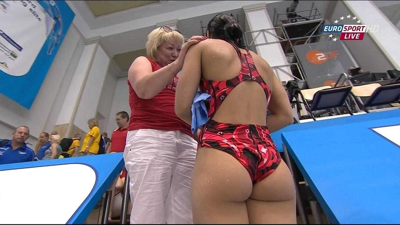 Rostock2013 Women's 10m synchro final