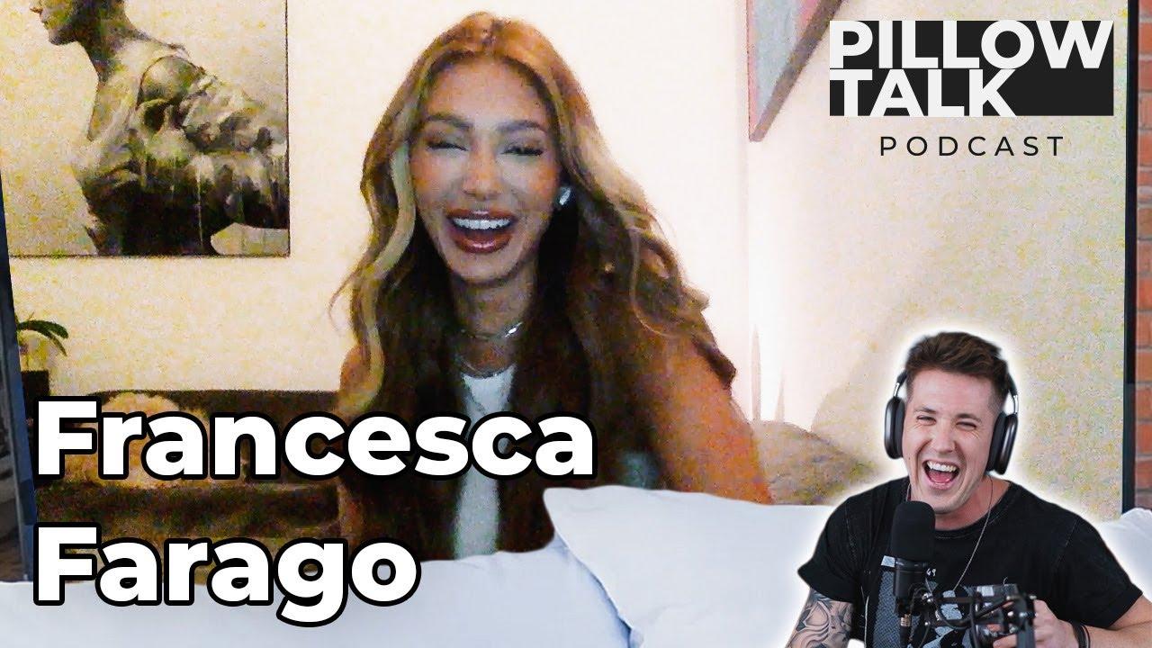 Francesca Faroga n Sarago u Abount Harry Jovsey Break Up