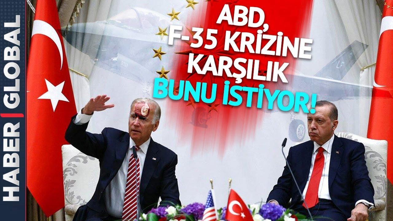 Cumhurbaşkanı Erdoğan, ABD'nin 'F-35' Teklifini Açıkladı!
