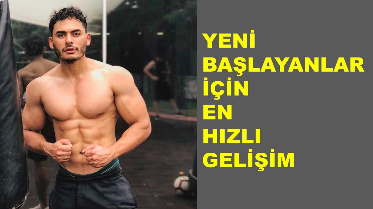 Fitness'a Başlama Programı (full body adaptasyon antrenmanı) SPOR