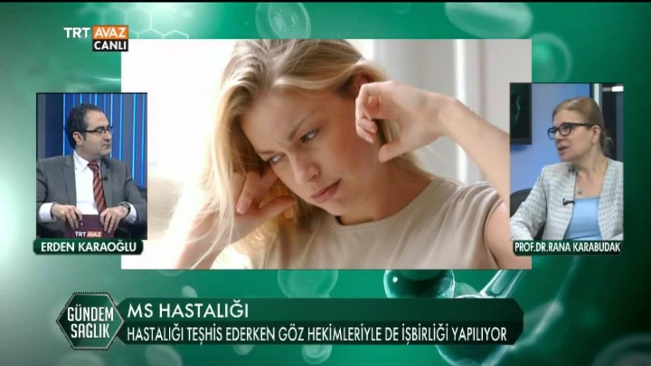 MS Hastalığı ve Belirtileri - Gündem Sağlık - TRT Avaz