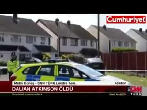 Fenerbahçeli eski futbolcu Atkinson'un öldürülme anı!