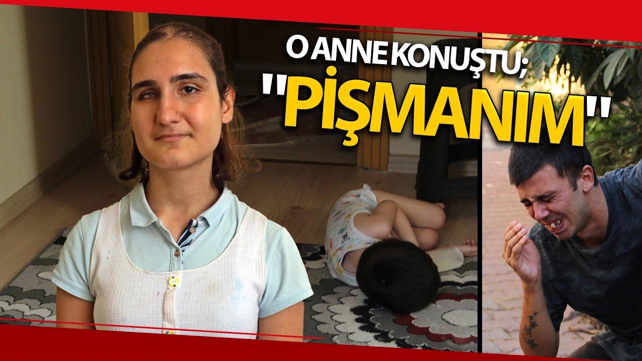 Bakımsızlıktan evde bitkin halde bulunan 4 çocuğun annesi konuştu!
