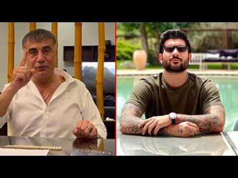 Sedat Peker'in oğlu Celalhan Peker'in pasaportu iptal edildi!