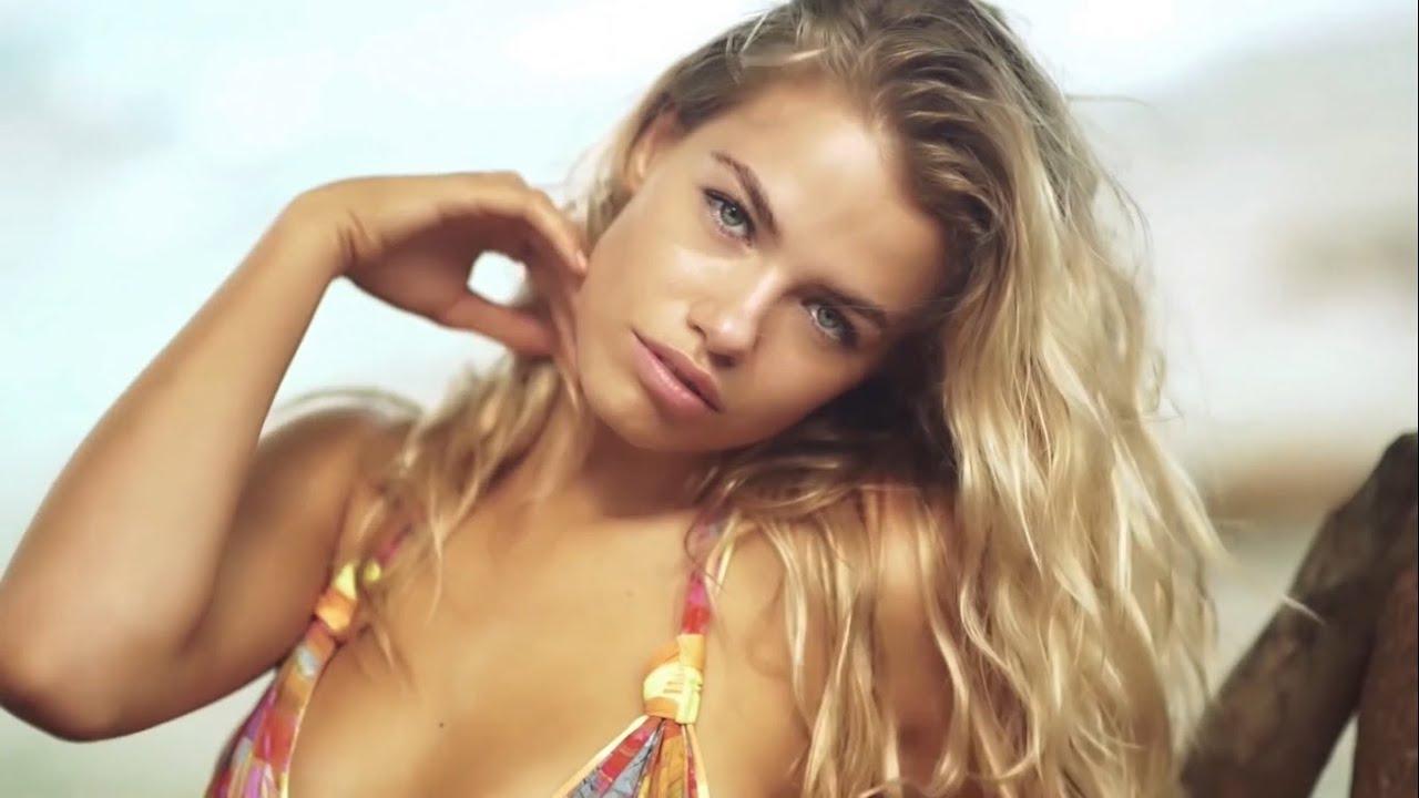 Break Your Heart -  Hailey Clauson (Music video).
