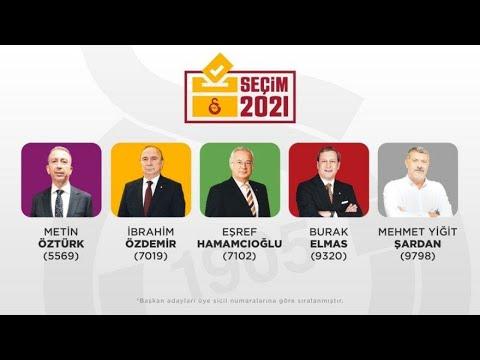 Galatasaray Başkanlık Seçimi Özel Yayını