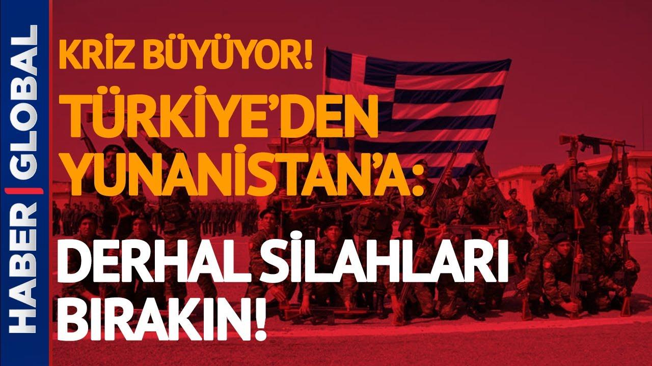 Büyük Kriz Kapıda! Türkiye'den Uyarı: Derhal Silahları Bırakın!