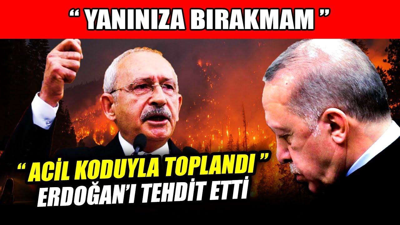 Kılıçdaroğlu Acil Koduyla Basın Açıklaması Yaptı!