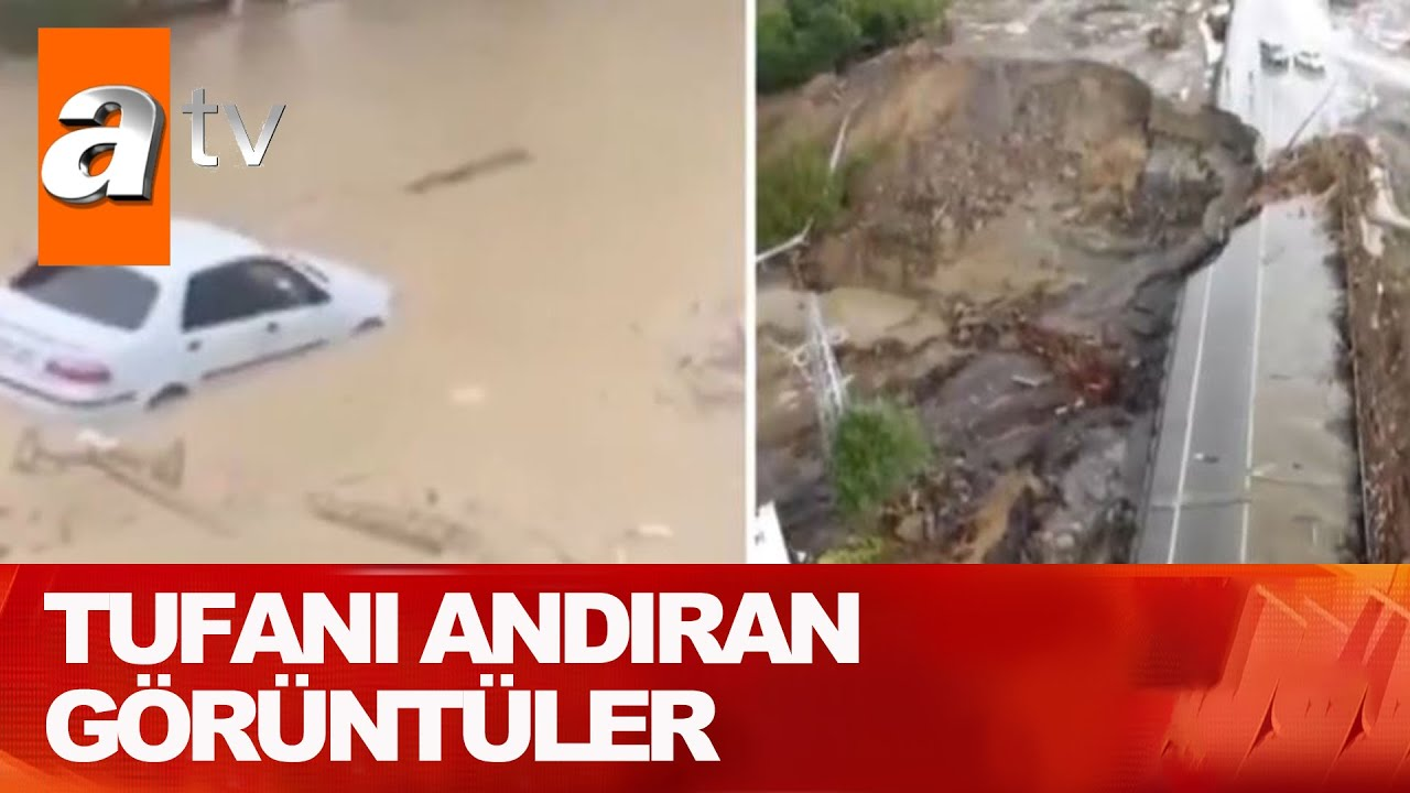 Karadeniz'de büyük afet!