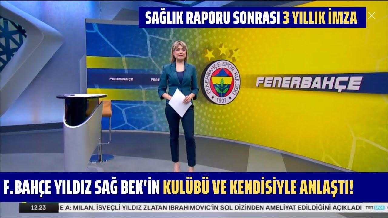 Son Dakika! Fenerbahçe Yıldız İsmin Kulübü ve Kendisiyle Anlaştı!
