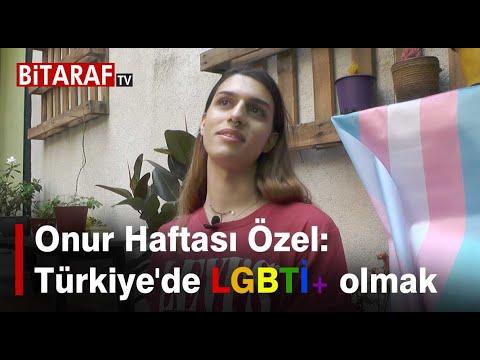 Onur Haftası Özel: Türkiye'de LGBTİ+ olmak