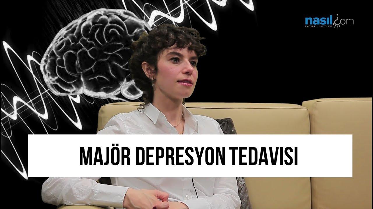 MAJÖR DEPRESYON TEDAVİSİ NASIL YAPILIR?