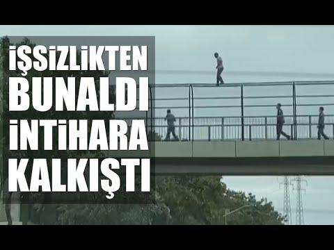 Telefonunu satıp iş bulma umuduyla İstanbul'a geldi, intihara kalkıştı