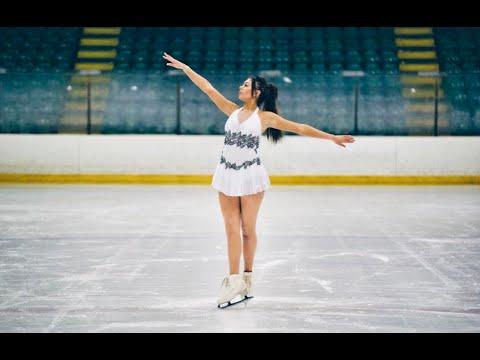 Geordie Shore Newbie Chloe November Ice Skating