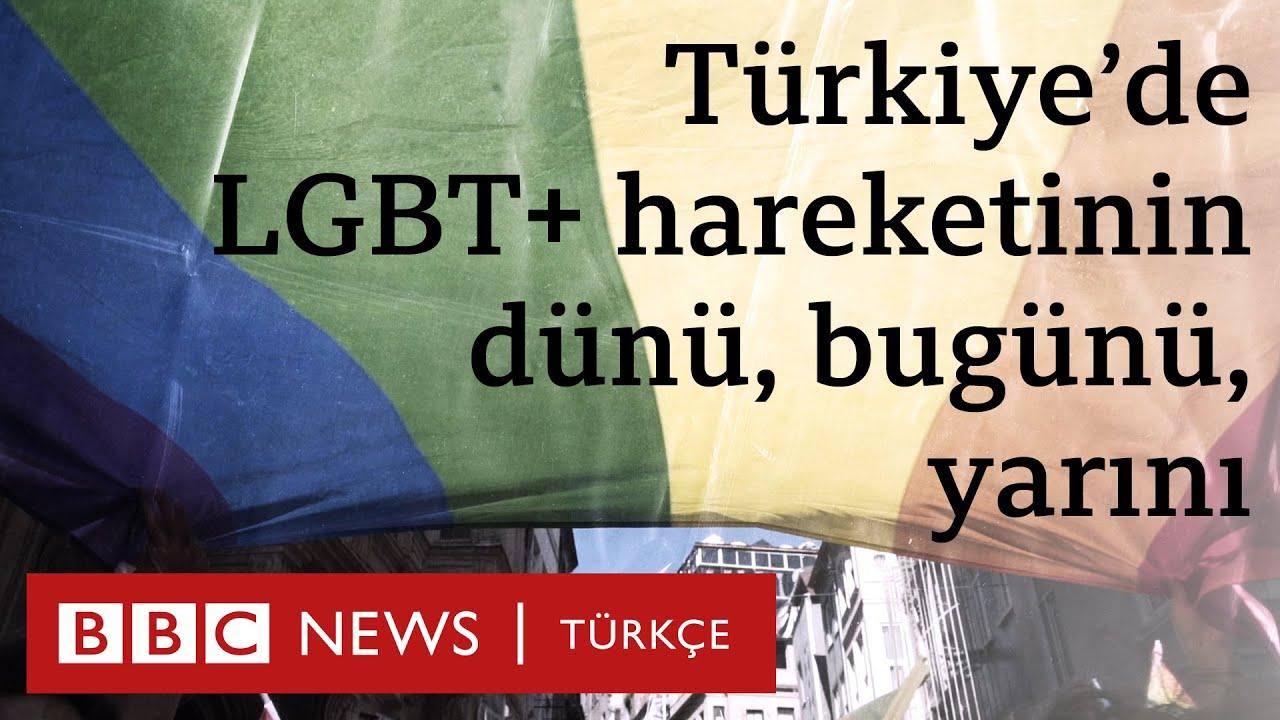 Türkiye'de LGBT+ hareketinin dünü, bugünü ve yarını