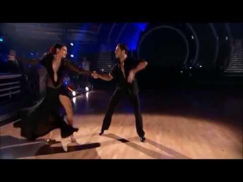 Rumer Willis and Val Chmerkovskiy - Foxtrot Paso Doble Fusion