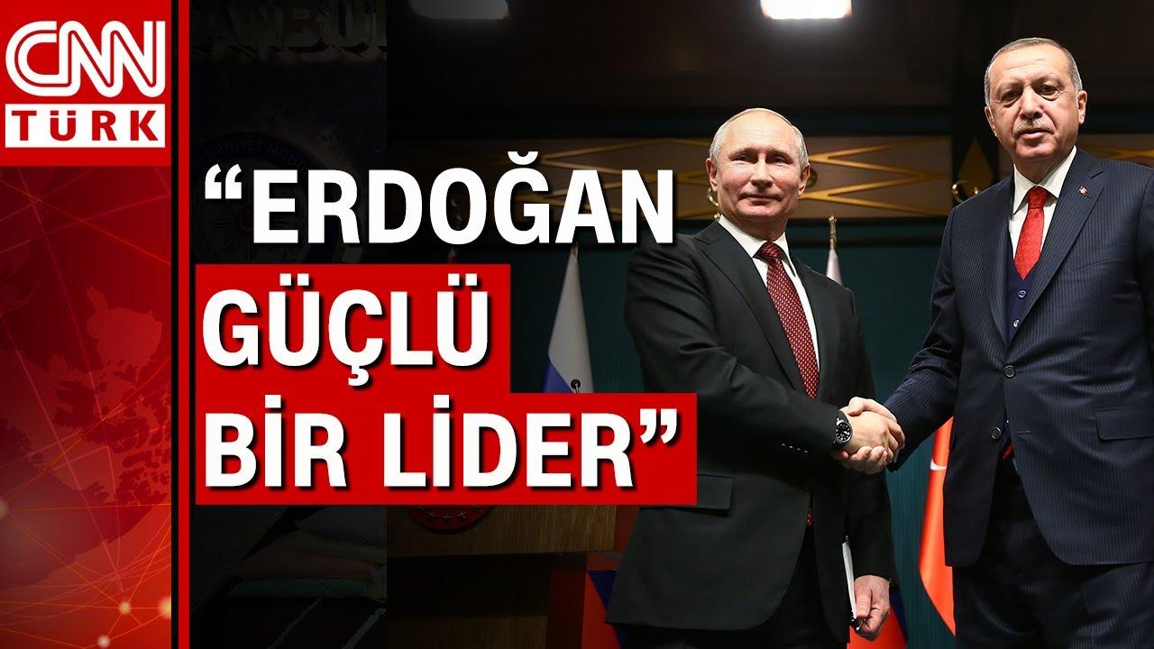 Rusya'dan Türkiye itirafı! 'Türkiye Bölgesel güç haline geldi'