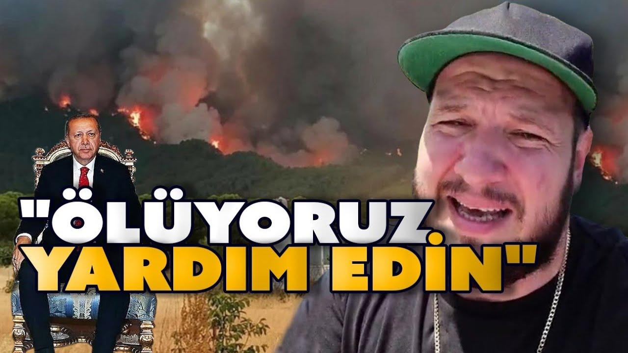 Ölüyoruz yardım edin - Türkiye yanıyor!