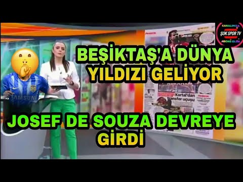 SON DAKİKA: Yılın ilk transfer bombası Beşiktaş'tan! Sergen Yalçın da imzayı atıyor