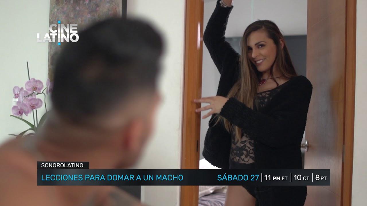 Lecciones para domar a un macho- Sonorolatino-Trailer Cinelatino